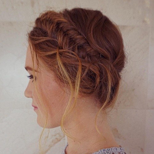Honey Crown Braid