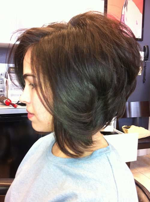 Layered Stacked Bob