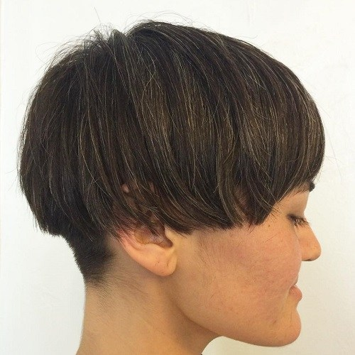 Long Bowl Hair