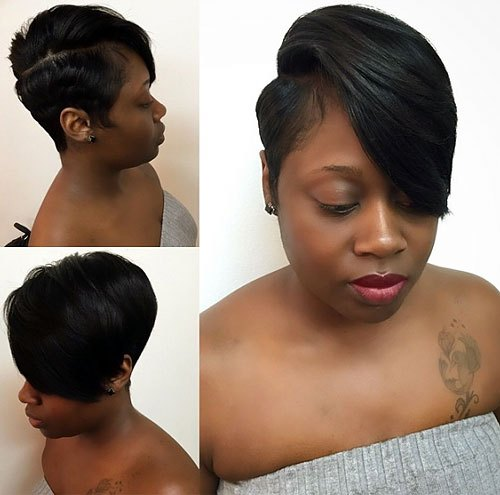 20 Trendy African American Pixie Cuts 2019 Pixie Cuts For Black Women