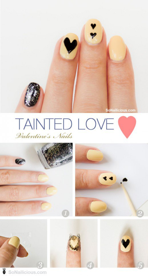 Lovely Nail Design Tutorial