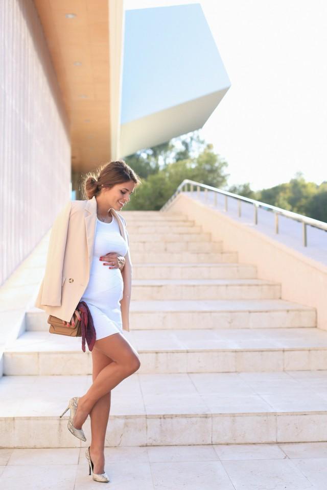 25 trendy zwangerschapsoutfits waar je dol op bent Kleren  Moederschap Outfits
