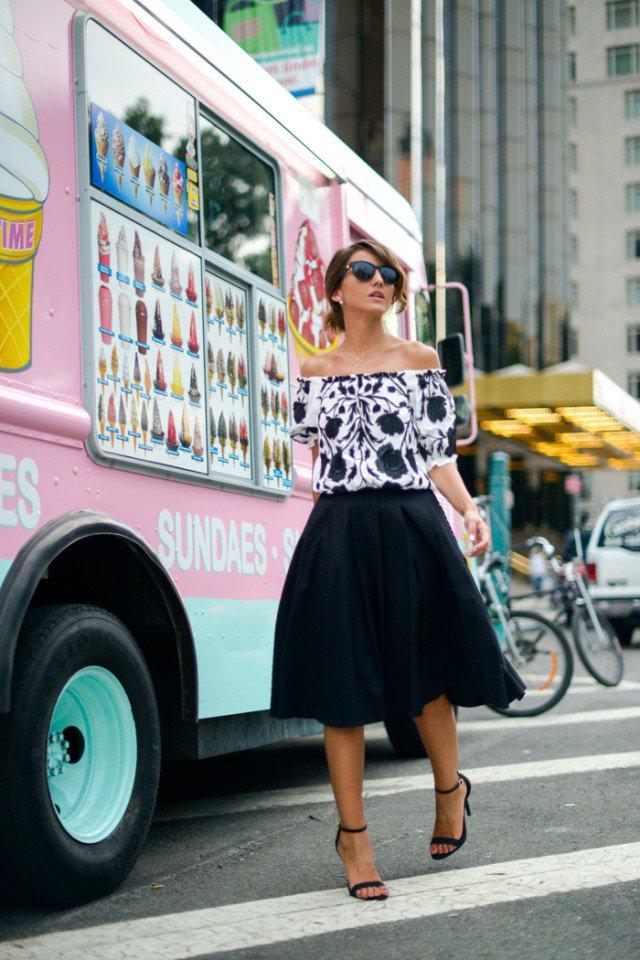14 manieren om Midi-rokken te dragen dit voorjaar Kleren  Midi-rokjes