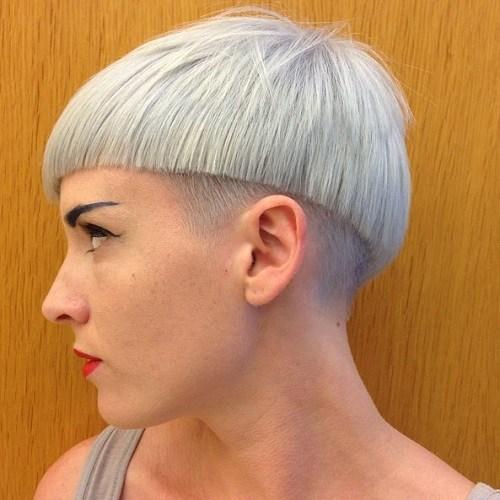 Modern Bowl Hair