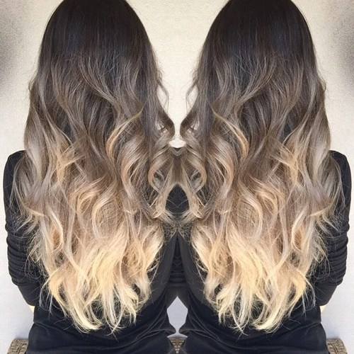 Ombre Brown Hair