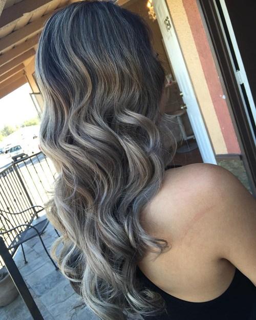 Pale Brown Curls