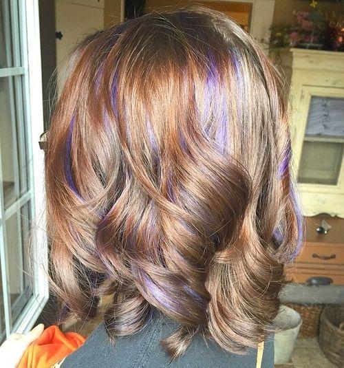 20 Awsome hervorgehobene Frisuren für Frauen - Haarfarbe-Ideen