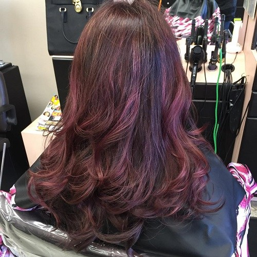 20 Trendy Mahogany Hair Color Ideas Pretty Designs