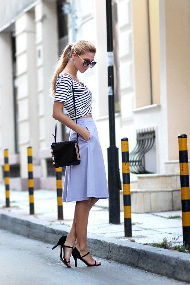Serenity Midi Skirt