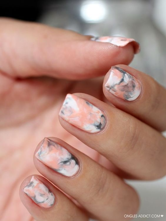 23 Sharpie Nail Art Designs For This Spring Pretty Designs