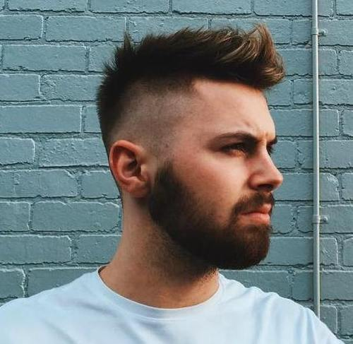 Short Quiff Hair