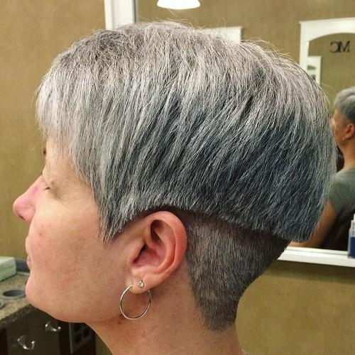 Sliver Bowl Hair