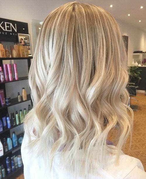 Soft Sliver Hair