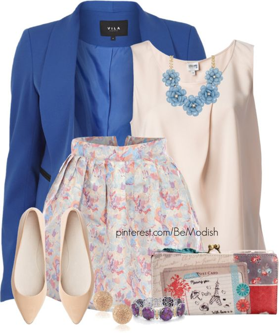 Spring Polyvore Outfit