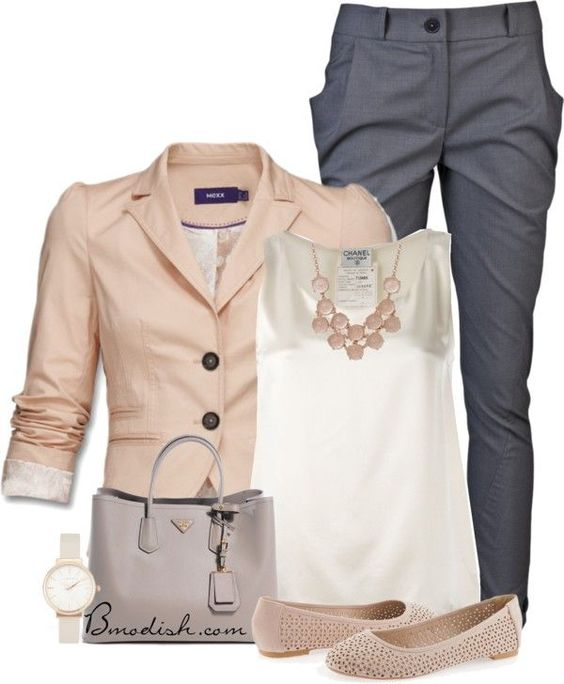 20 Pretty And Chic Polyvore Outfits For Spring Pretty