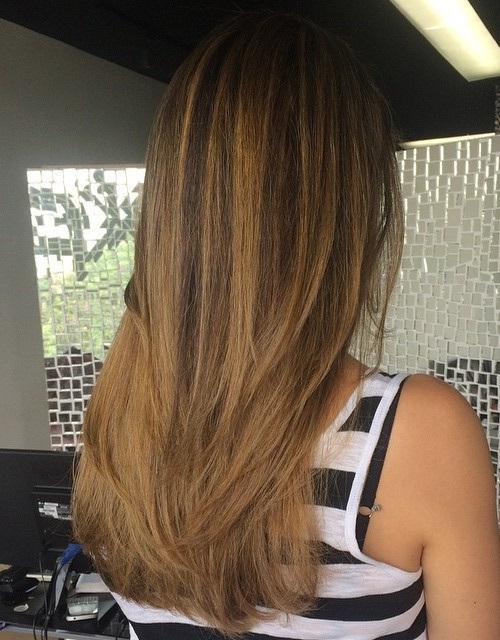 Straight Long Hair