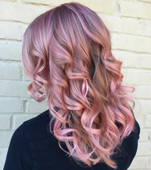 Strawberry Waves