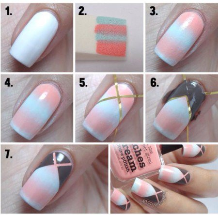 20 Cute Nail Art Designs For Spring Pretty Designs