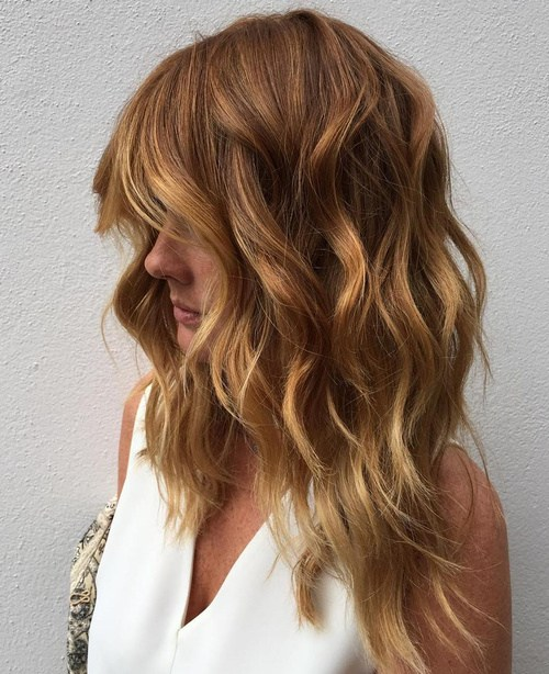 Summer Brown Waves