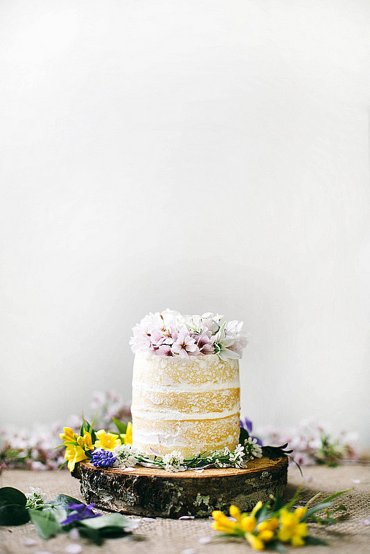 Latin Wedding Cake