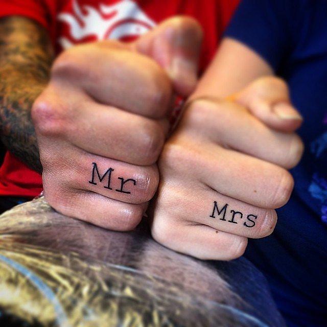 30 bijpassende tattoo-ideeën - unieke paar tatoeages voor liefhebbers Tattoos  Tattoos van het paar