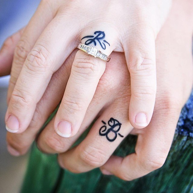 Wedding Tattoo