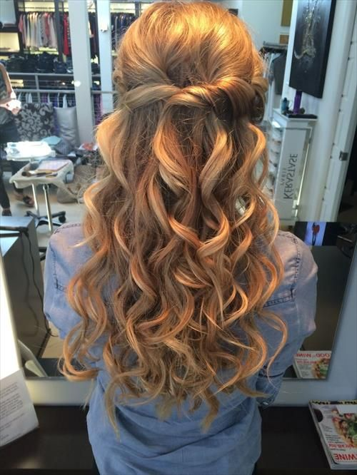 Casual Prom Hairstyles These Can Be Sexy Too Pretty