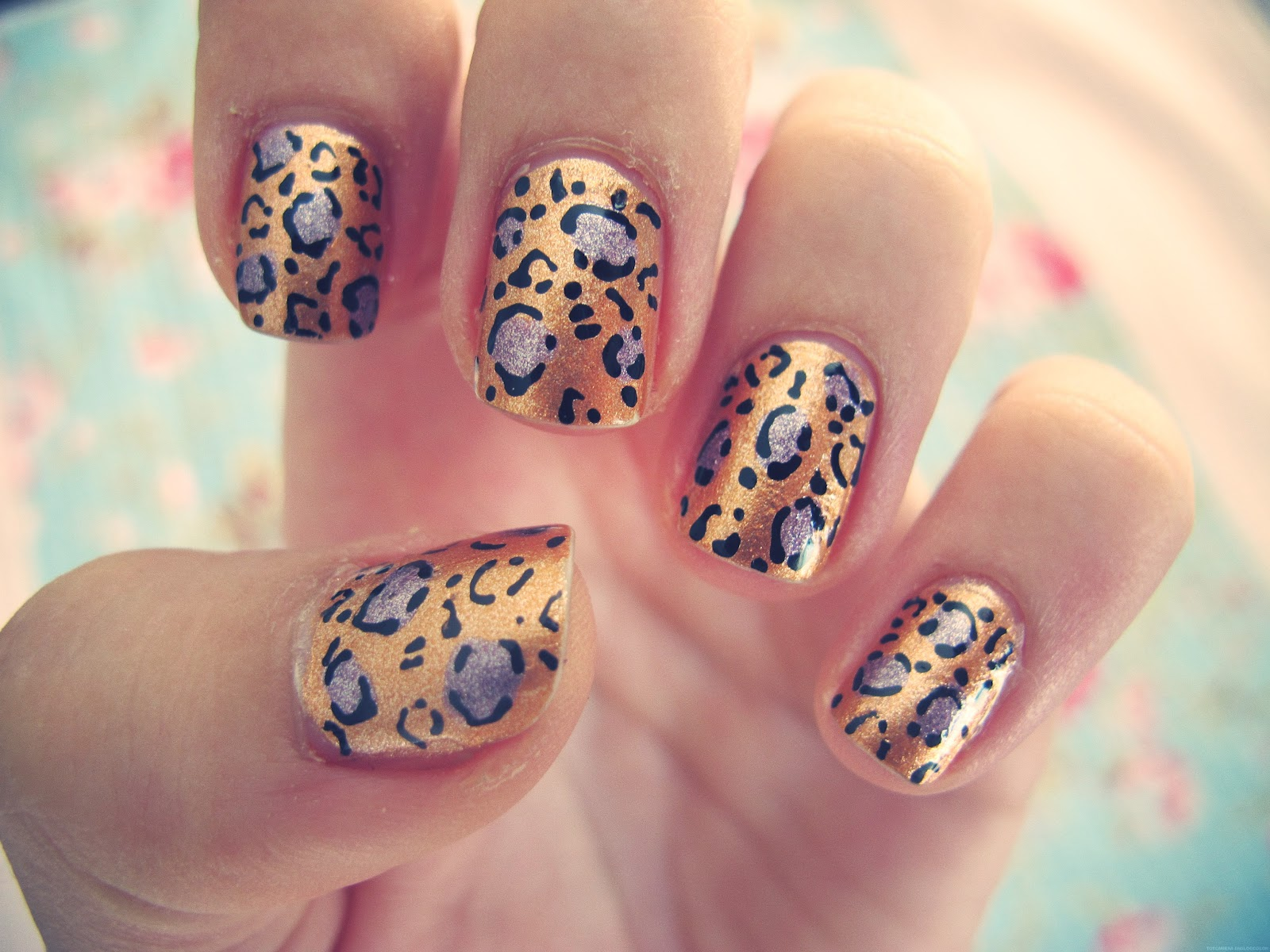 15 Cute Nail Art Designs You Will Fall in Love With - Pretty Designs