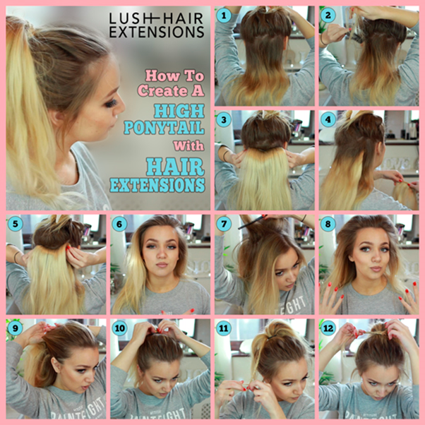 15 Beautiful Long Hairstyles with Tutorials - Pretty Designs
