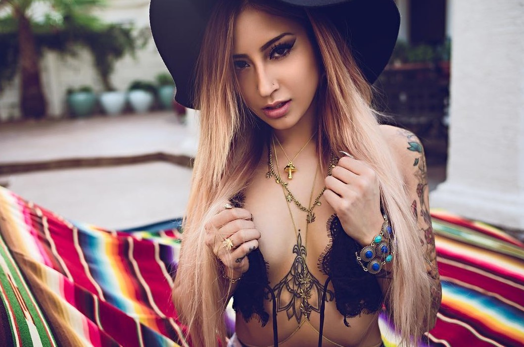 Allison Green fashion style
