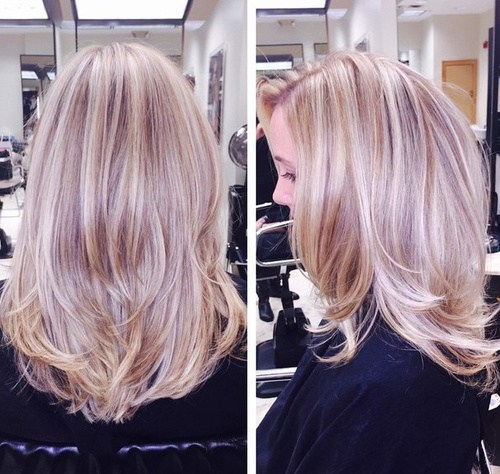 Pretty highlights for blonde hair best blondehair 2018 blonde hair with strawberry highlights pretty designs pmusecretfo Choice Image