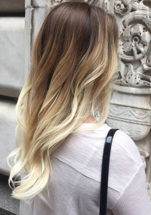 Light Blonde Hair Platinum