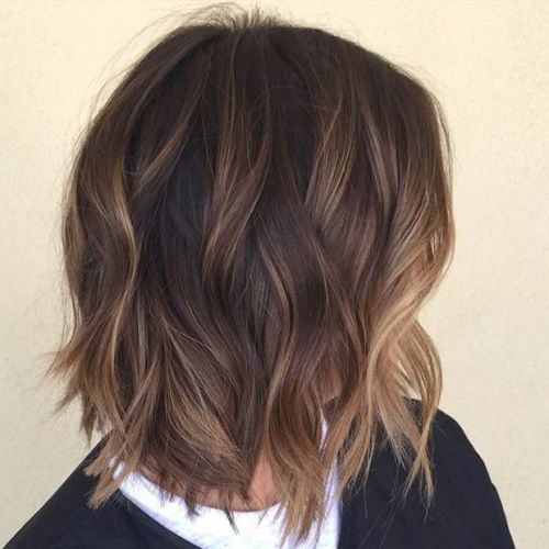 45 Balayage Hair Color Ideas 2019 \u2013 Blonde, Brown, Caramel