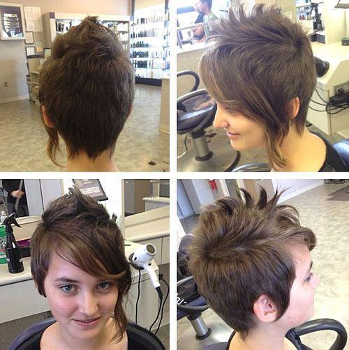 Cool Short Hair for Women