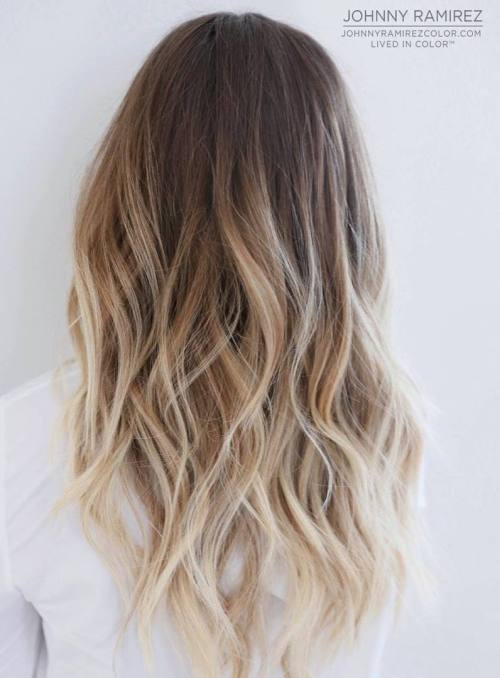 Balayage Hairstyles Balayage Hair Color Ideas With - Dark brown ombre hairstyle to blonde