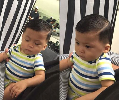 20 Really Cute Haircuts For Your Baby Boy Pretty Designs