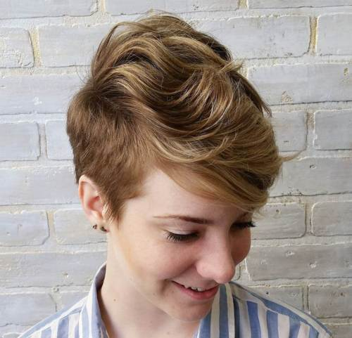 22 Hottest Easy Short Haircuts for Women - Pretty Designs