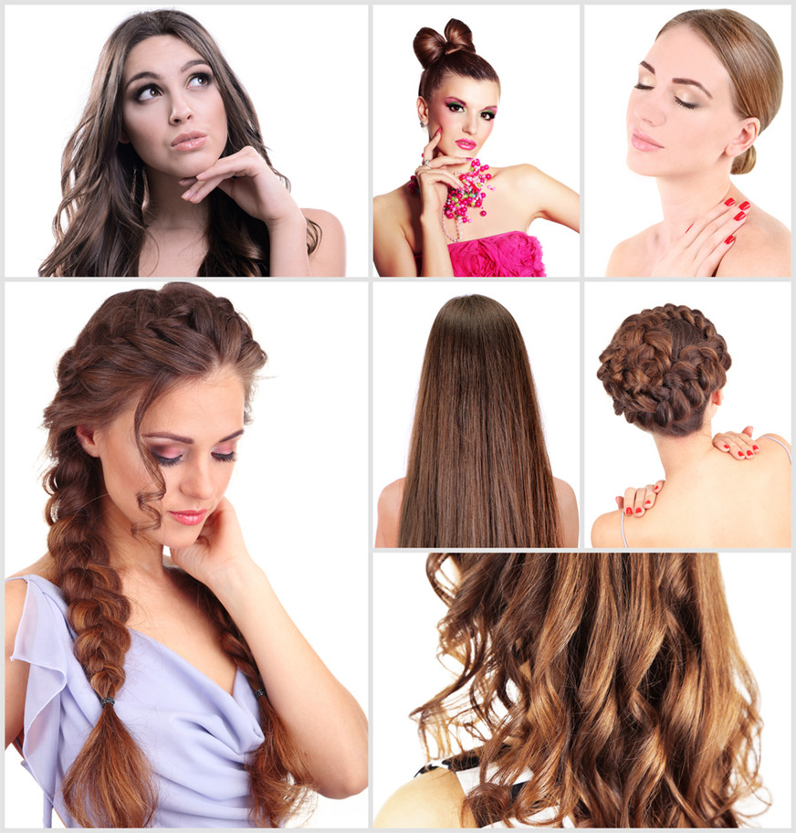 Hair Salon Hairstyles