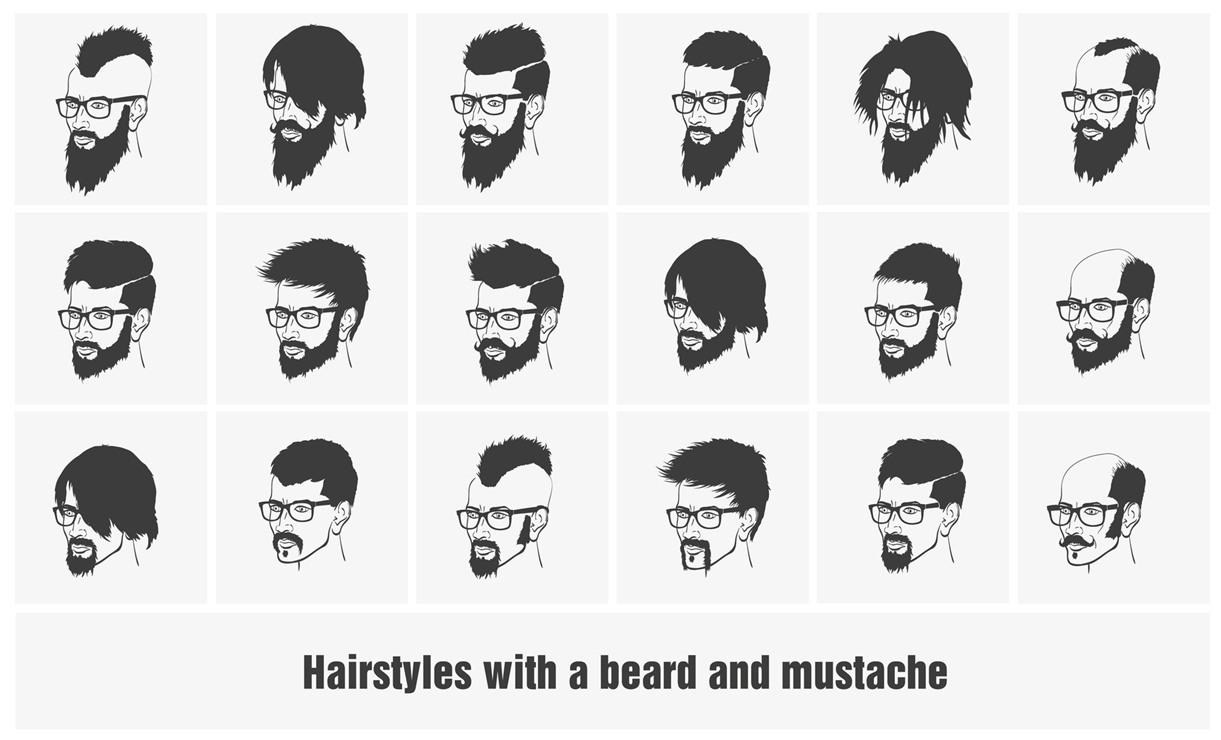 haircut styles for men chart - photo #26
