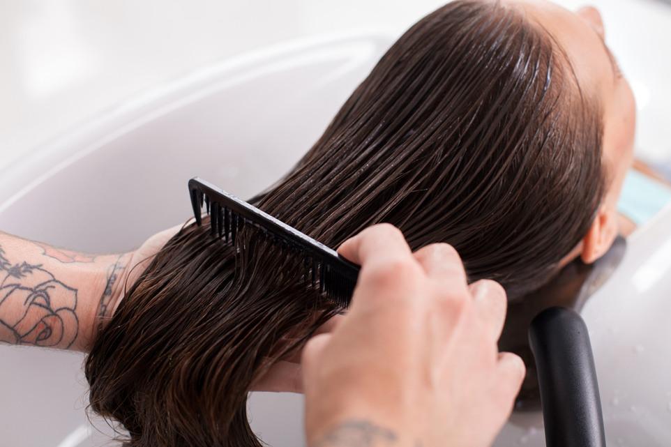 A Hair Care Procedure