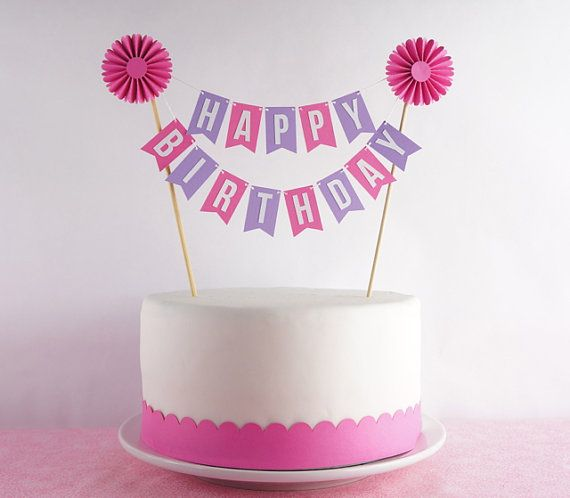 15 Birthday Cake Creations Youll Want To Try Pretty Designs
