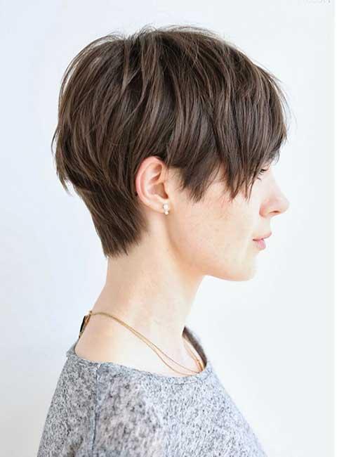 Remarkable 20 Chic Pixie Hairstyles For Short Hair Pretty Designs Short Hairstyles Gunalazisus