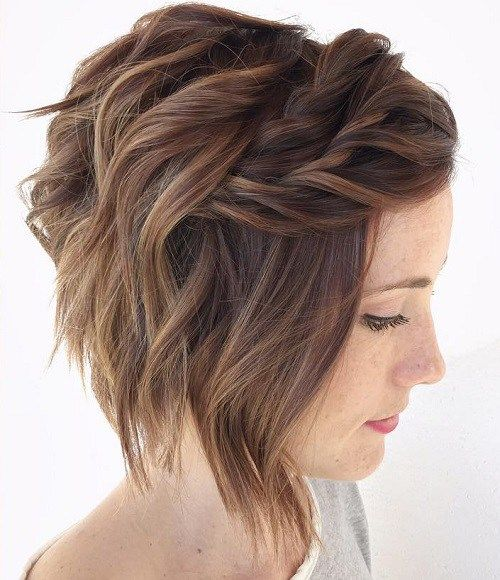 90+ Latest Best Short Hairstyles, Haircuts & Short Hair Color Ideas 2017