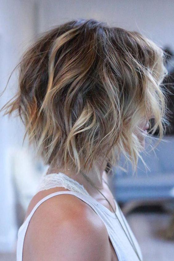 90+ Neueste Beste Kurze Frisuren, Haarschnitte & Kurze Haarfarbe Ideen 2019