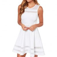 13 White Dresses To Wear Before Labor Day