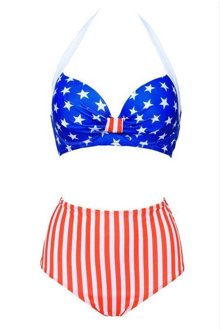 14 High-Waisted Bikinis To Rock This Summer