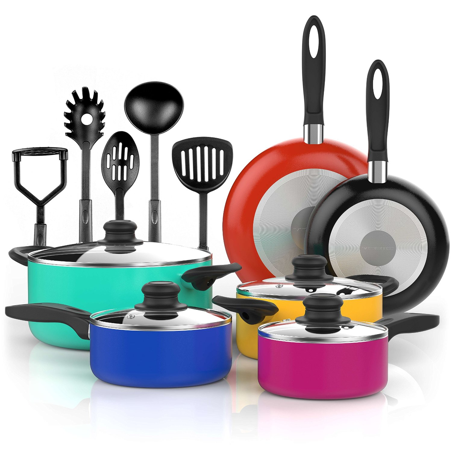 O Shopping Ilo Kitchen Set: Top 10 Best Cookware Sets Review
