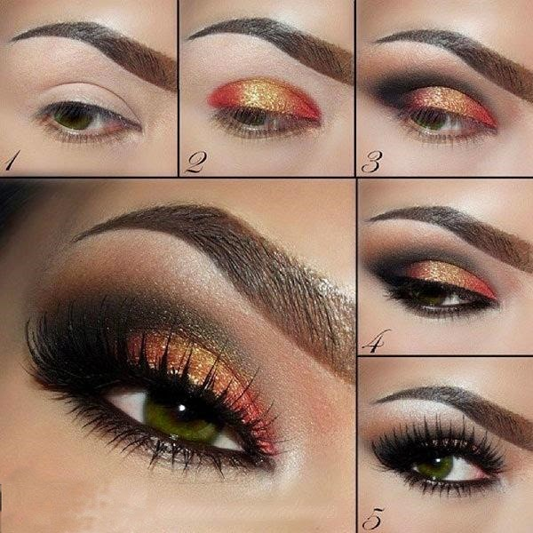 5 Tips on How to Apply a Perfect Shimmer Summer Eye Look