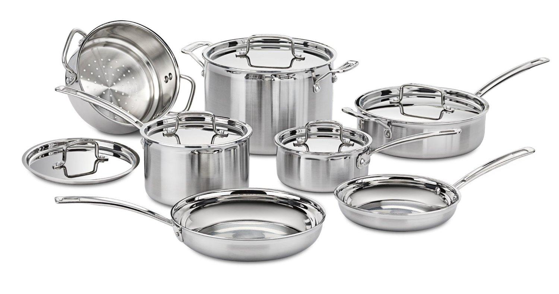 top 10 best cookware sets review top rated cookware sets 2016 rh prettydesigns com best kitchen pots and pans for gas stoves top kitchen pots and pans