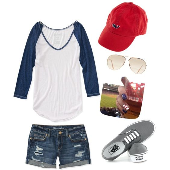 9 Cute Outfits To Wear To A Baseball Game Date
